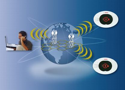 Einbruchmeldesystem Easy Series von Bosch mit Schnittstellen- Karte für mobiles Internet ausgestattet Bosch Sicherheitssysteme bietet das Einbruchmeldesystem Easy Series nun mit einer Schnittstellen-Karte für das mobile Internet an