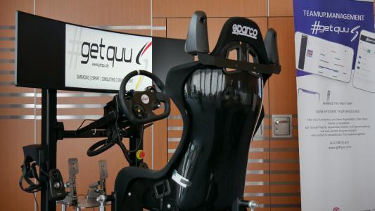 getquu Sim Racer