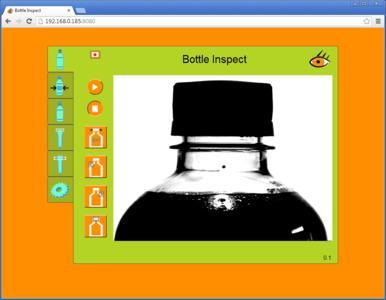 EyeSens Bottle Inspect