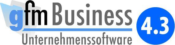 gFM-Business 4.3 ERP-Software