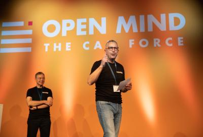 Treffen der OPEN MIND Community