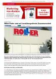 absatzwirtschaft 22.02.2016 (C) MEEDIA GmbH & Co. KG - ein Unternehmen der Verlagsgruppe Handelsblatt GmbH & Co. KG http://www.absatzwirtschaft.de/moebel-roller-setzt-auf-kanaluebergreifende-zusammenarbeit-75667/