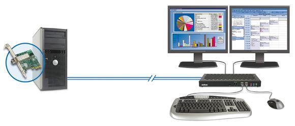 Matrox Extio F1220 setup Office