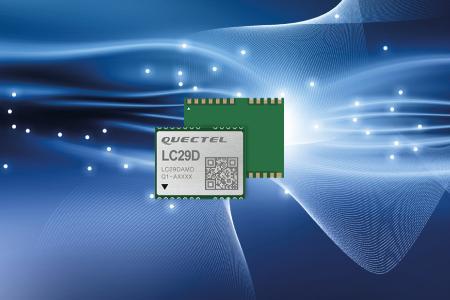 Neues GNSS-Modul LC29D von Quectel