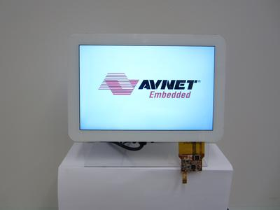 Avnet Embedded Launches Projected Capacitive (PCAP) Touchscreen Solutions in EMEA