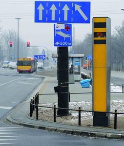 TraffiTower Polen © JENOPTIK AG