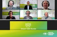 Interaktive Online Talk- und Fragerunde beim Digitalen Partner Forum von estos