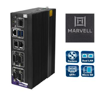 Embedded PC mit Marvell® Armada®