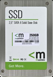 mushkin enhanced SSD - step 3 !