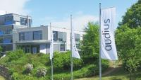audius Hauptsitz in Weinstadt bei Stuttgart
