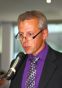Firmengründer Wolfgang Seel