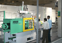 Arburg highly satisfied with Plastindia trade fair