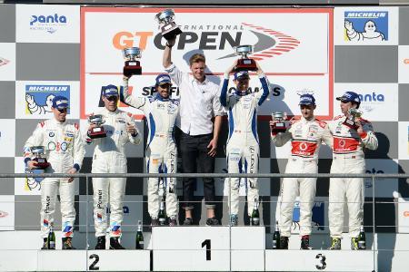 Fran Rueda, Victor Bouveng, BMW Team Teo Martín, International GT Open, Spa-Francorchamps