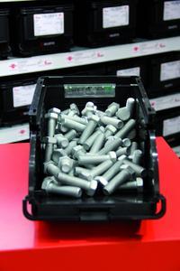 Der erste intelligente Behälter iBin®