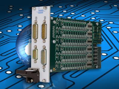 Pickering Interfaces mit neuen Präzisionswiderstandsmodul zur Simulation von Temperatursensoren