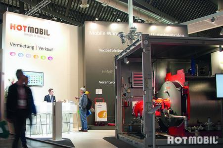 Gemeinschaftsprojekt Bosch Industriekessel und Hotmobil - Hotmobil ...