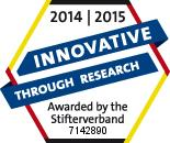 Innovative Through Research – ibidi awarded with Seal of Quality