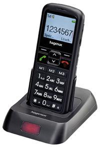 Das hagenuk fono c250 ist ein Ergonomie Telefon mit überragenden Funktionen  / Bildquelle ITM