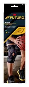 Die neue 3M Futuro Knie-Bandage bietet optimale Unterstützung nach einer Knieverletzung. Foto: 3M