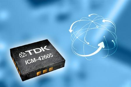 TDK Invensense 6-Achsen Sensor
