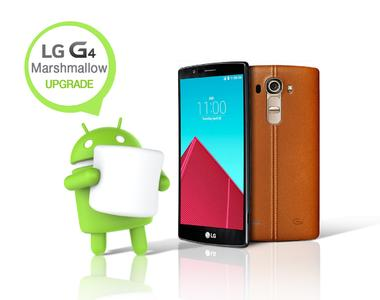 LG G4 Android M Upgrade
