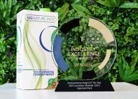 SIG's SIGNATURE PACK receives the 'Environmental Award of the Year'  at Gulfood Manufacturing