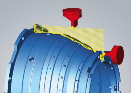 hyperMILL® MAXX Machining: High Performance jetzt auch für das Drehen, Quelle: OPEN MIND