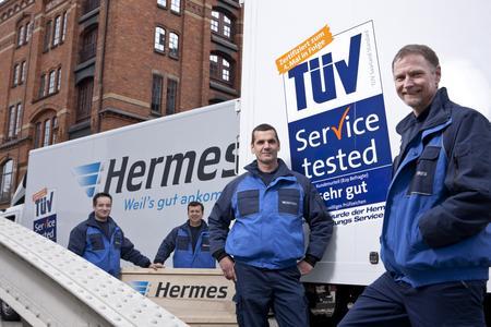 Optimaler Schutz für Retouren: Hermes 2-Mann-Handling setzt Safe2Go ein