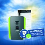 Der Sieger beim Effizienztest: PLENTICORE plus mit BYD Battery-Box