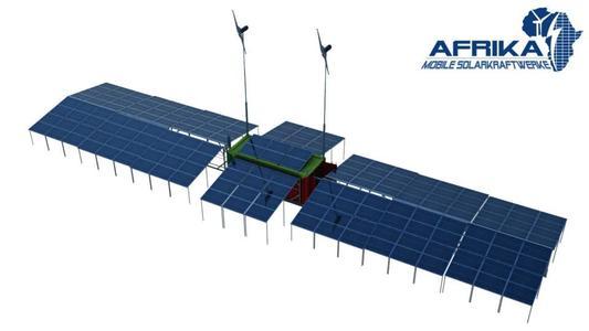 SkyWind ist die erste geprüfte Windkraftanlage für Jedermann