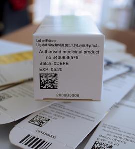 Hispack 2012: Atlantic Zeiser zeigt sichere Serialisierung und Kodierung mit variablen Daten
