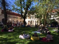 Keyweb sponsored KulturQuartiers Erfurt. In Zukunft wird hier ein neuer Kulturort für Erfurt entstehen.