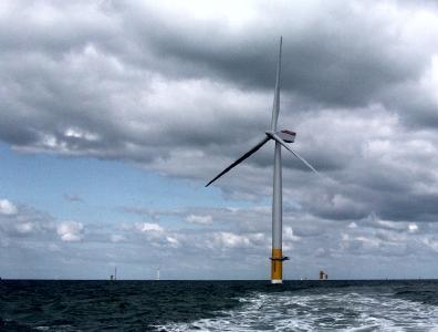 (c) BBB Symbolbild Offshore Windpark