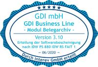 Interev Siegel IDW PS 880 GDI Business Line