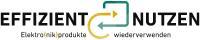 Logo EffizientNutzen Elektronikprodukte wiederverwenden