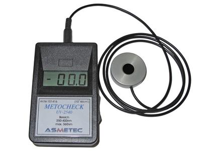 METOCHECK UV-2540 UV-Meter