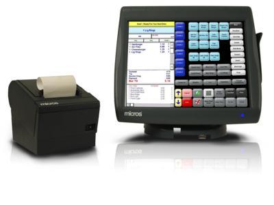 MICROS Workstation 5 (WS5) (Copyright by MICROS-FIDELIO GmbH)