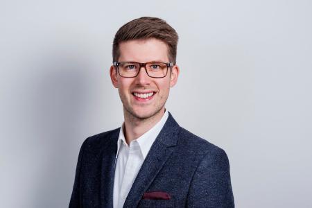 Christopher Grätz, Co-Founder und CEO von kapilendo