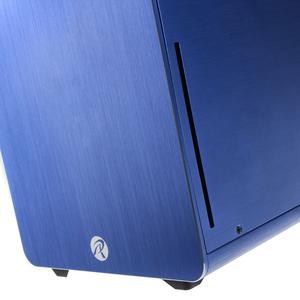 Exklusiv bei Caseking: Das raffinierte Micro-ATX-Case Styx von RaiJintek aus eloxiertem Aluminium, mit Sichtfenster und tollem Raumangebot