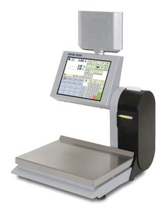 A real all-rounder for the service counter:The UC3-HT from the METTLER TOLEDO Value Line.