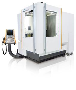 HEM 500 U: Der preisgünstige Einstieg in die 5-Achs-Technologie mit der Performance für Profis. Mit einem Preis ab 170.000 Euro überzeugt die Maschine durch ein sehr gutes Preis-Leistungs-Verhältnis.