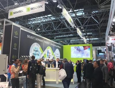 "Sesotec under the Banner of ""Circular Plastics Economy"""