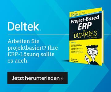 Arbeiten Sie projektbasiert? Ihre ERP-Lösung sollte es auch.