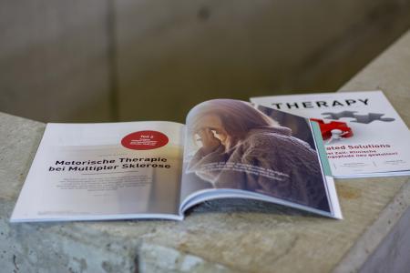Die neue THERAPY-Ausgabe thematisiert die Neugestaltung klinischer Behandlungspfade
