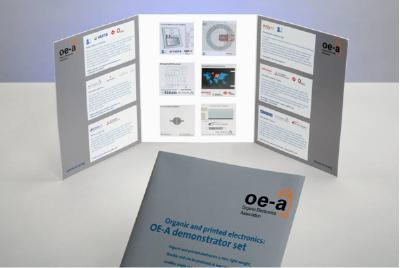 Mapping Out the Future of Organic and Printed Electronics -  OE-A Unveils New Roadmap and Demonstrators