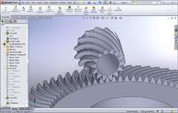 eAssistant Software Now Includes 3-D Models of Bevel Gears