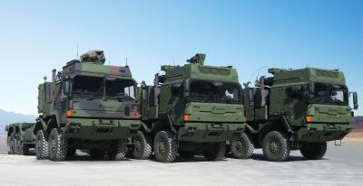 Rheinmetall signs framework contract worth around 2 billion euros: 4,000 military trucks for the Bundeswehr
