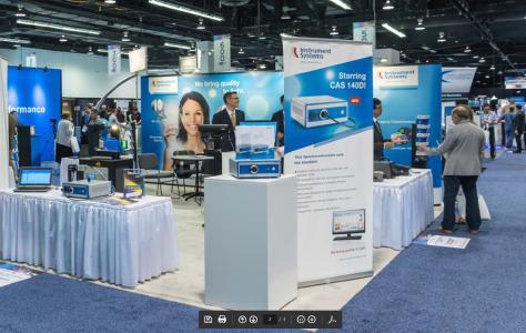 Produkt Preview zum CAS 140D auf der Strategies in Light USA 2017