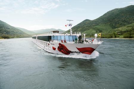 Um eine deutlich höhere Transparenz für alle Buchungs- und Bezahlprozesse zu erreichen, führte die A-ROSA Flussschiff GmbH die Standardlösung Microsoft Dynamics NAV ein. Foto: A-ROSA Flussschiff