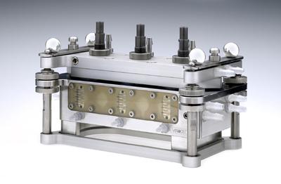 VITROCELL® 6 PT-CF module in stainless steel